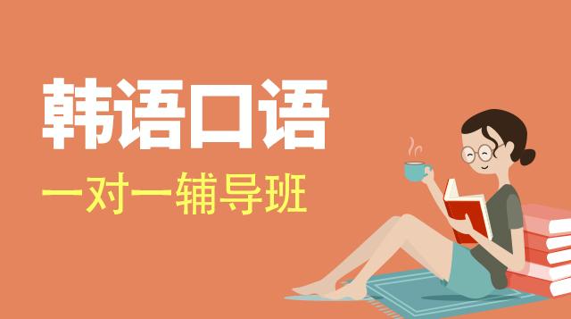 韩语口语一对一辅导班
