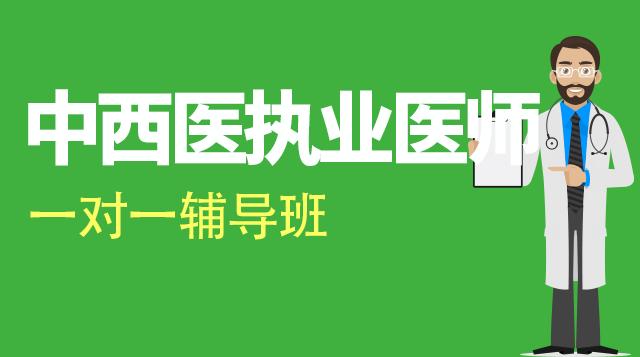 中西医执业医师考试一对一辅导班