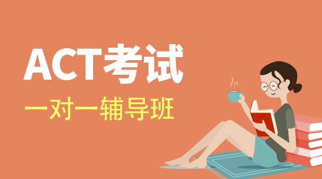 ACT考试一对一辅导班